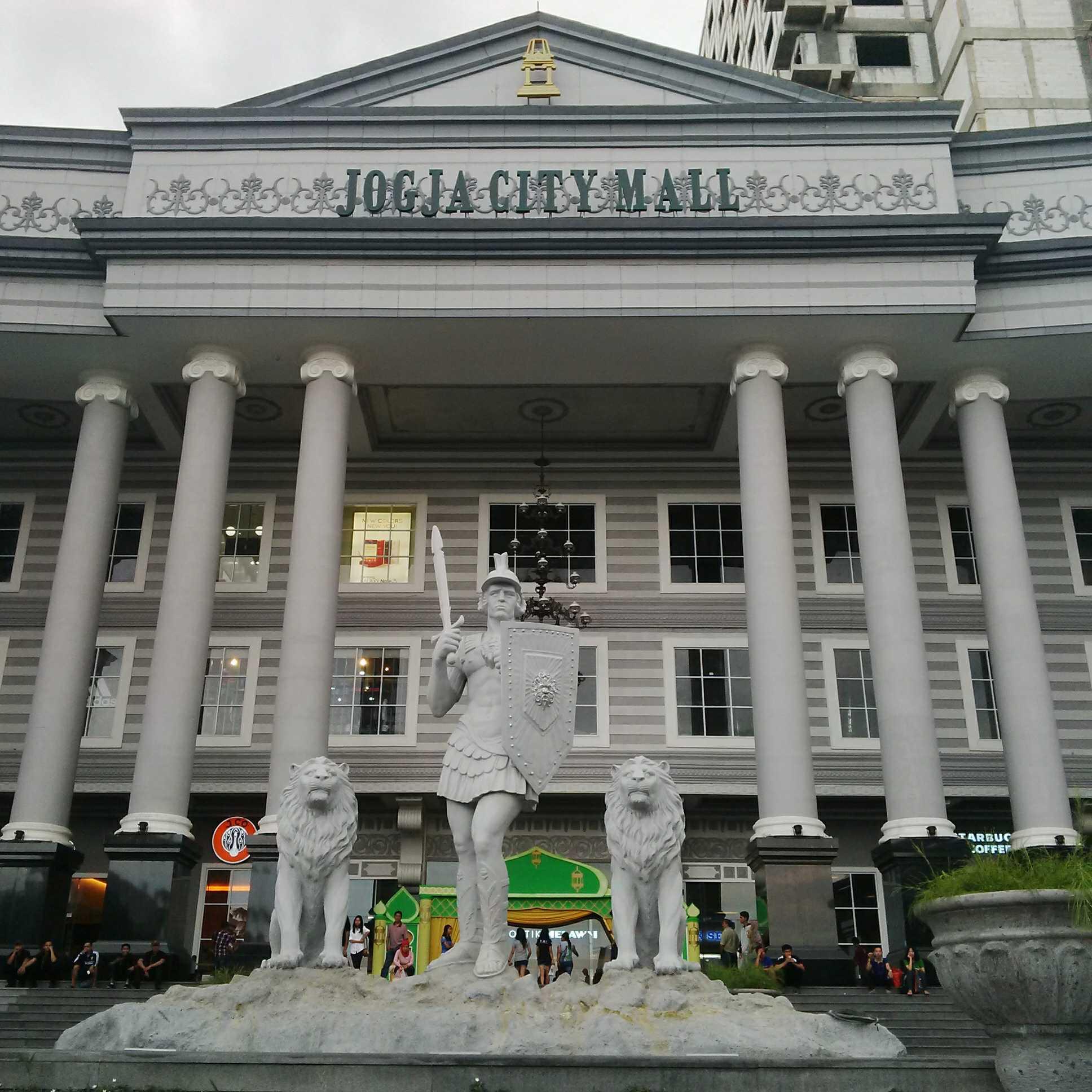 Jogja City Mall Kebanggan Baru