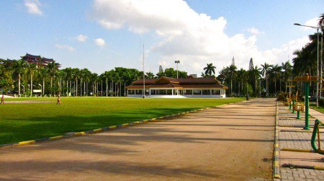 Lapangan medan merdeka