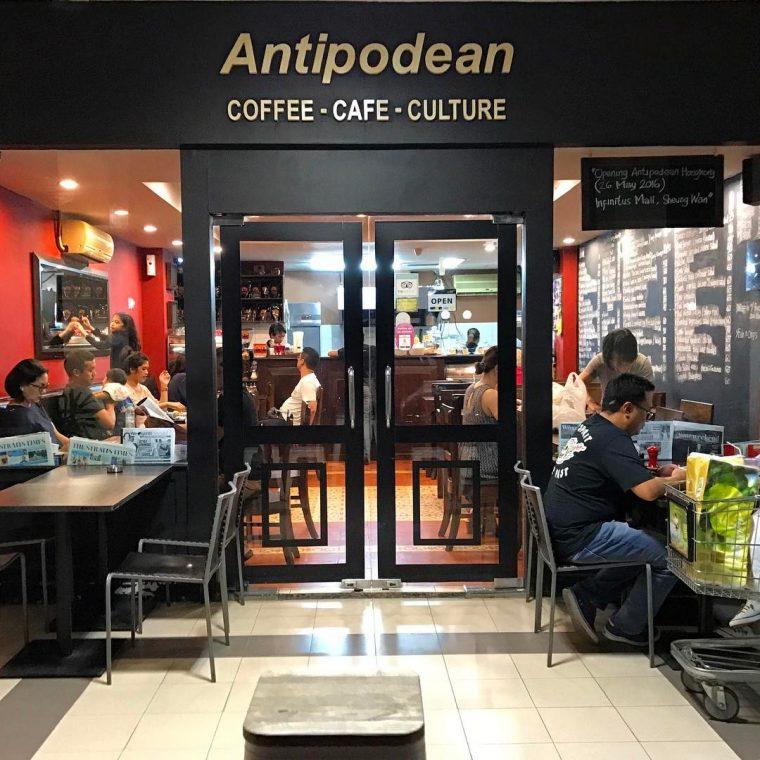 antipodean cafe kemang