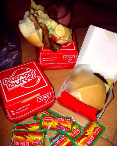 Burger Blenger