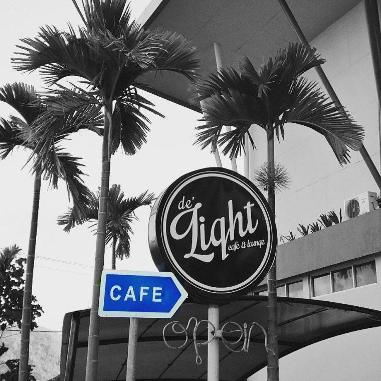delight cafe kemang
