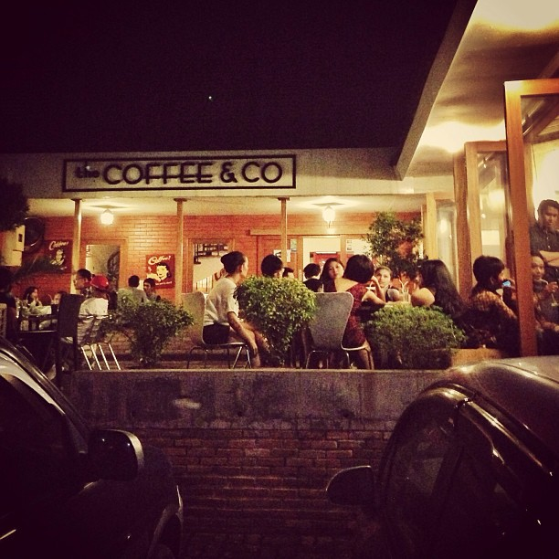 The Coffee and CO