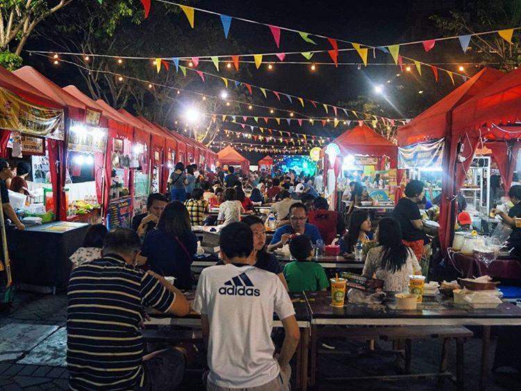 pakuwon food festival