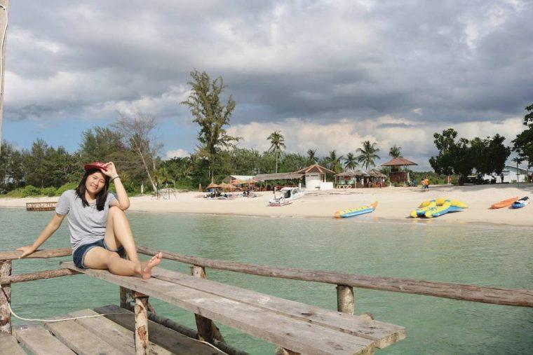 pantai penyambong