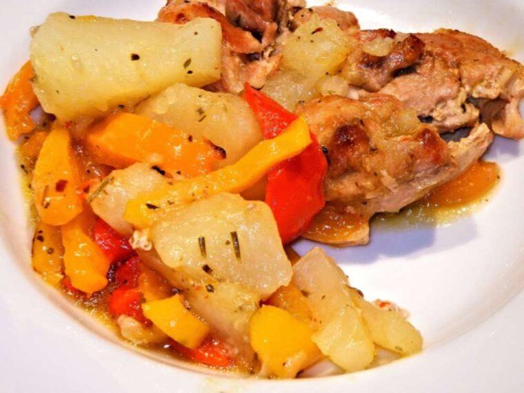 Masakan ayam